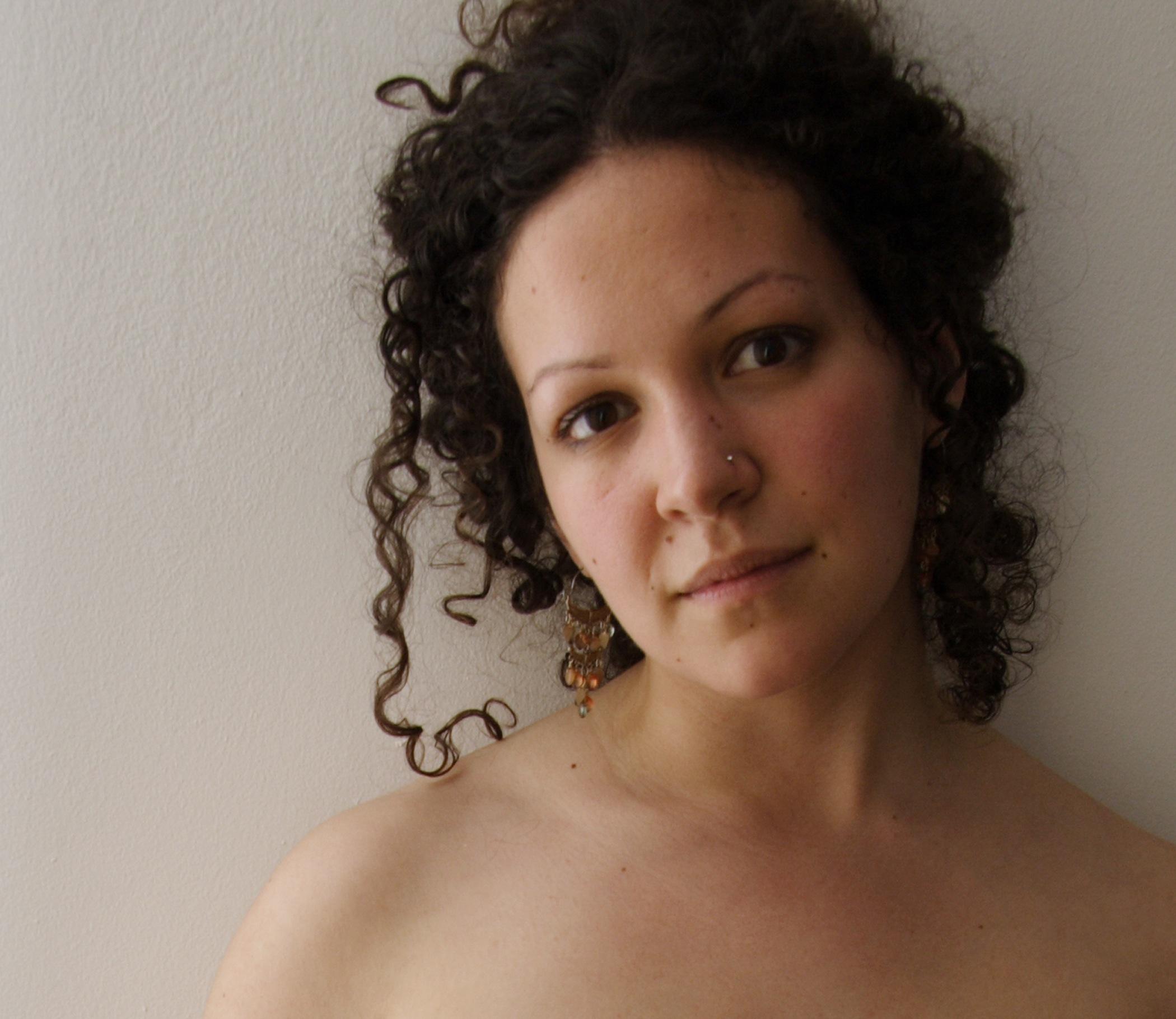 redhead tattoo naked girl