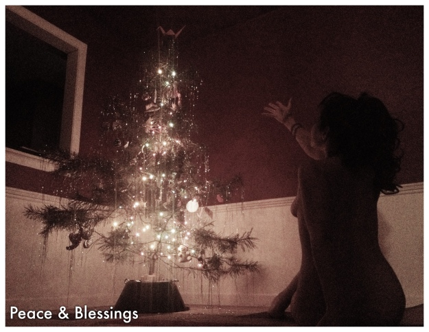 Holiday Blessings from Isis Phoenix & Naked Yoga Alliance!